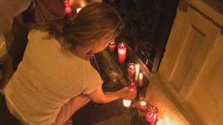 슬픔 잠긴 이탈리아…교량 붕괴 희생자 첫 장례식