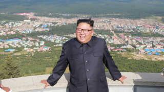 북 김정은, 40일만에 또 삼지연 방문…제재 불만 표시