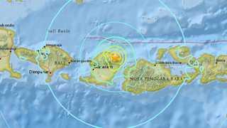 인도네시아 롬복서 또 규모 6.3 지진