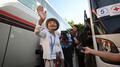 Las familias separadas por la Guerra de Corea se reúnen por primera vez en 65 añ..