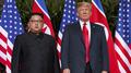 Trump dice que 'lo más probable' es que se reúna de nuevo con el líder norcorean..