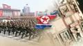 Corea del Norte no exhibe sus ICBM durante el desfile militar por el aniversario..