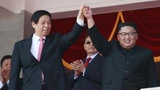 리잔수, 김정은에 시진핑 친서 전달…'북중 우호 강조'