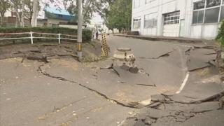 일본 홋카이도 강진으로 최소 42명 사망