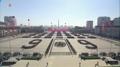 Los medios de comunicación de Corea del Norte informan del desfile militar con m..