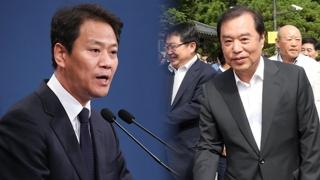 [영상] 꽃할배, 들러리…'평양 동행' 정치권 말말말