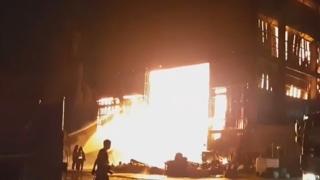 경기 화성 폐기물 처리시설서 불…12시간 만에 진화