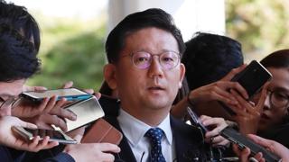 '국정원 댓글수사 방해' 장호중 전 부산지검장 보석 석방