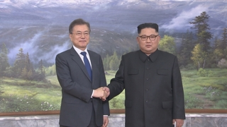 '3색 특징' 평양 정상회담…생중계ㆍ비핵화ㆍ정례화