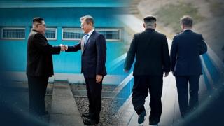"""[녹취구성] 남북정상회담 D-1…""""통일은 꼭 되야 한다고 생각한다"""""""
