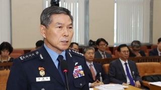 """정경두 """"종전선언, 비핵화 담보하는 정치적 선언"""""""