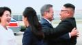 Moon arrive à Pyongyang pour son 3e sommet avec Kim