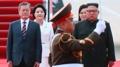 El presidente Moon llega a Pyongyang para la tercera cumbre con el líder norcore..