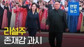 [영상] 북한 리설주, 정상회담 의전에서 존재감 과시
