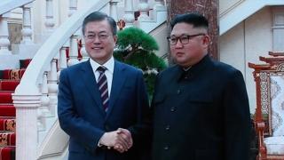워싱턴 '남북회담' 신중…'비핵화 화답' 주목