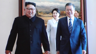 남북정상, 백화원서 2차 정상회담…비핵화 문제 타결 관심