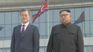 """북한 정상회담 보도…""""중요 문제 허심탄회한 대화"""""""