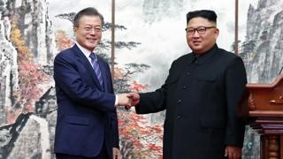 9월 평양공동선언 발표…남북정상, 내일 백두산행