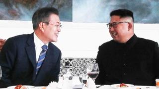 '핵없는 평화' 평양선언 채택…김 위원장 연내 서울 방문