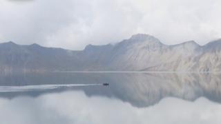 남북정상 백두산행…변덕 심한 날씨 변수