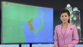 [영상] 북한 날씨