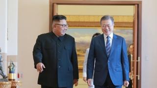 [뉴스특보] '민족 영산' 오르는 남북정상…'도보다리 산책' 재현