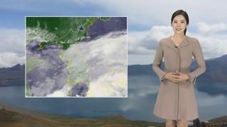 [날씨] 흐리고 산발적 비, 서울 22도…백두산 쾌청