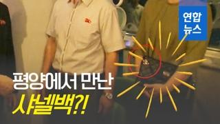 [영상] 평양에서 만난 샤넬백