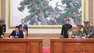 """靑 """"사실상 불가침 합의서""""…'군사 공동위' 가동"""