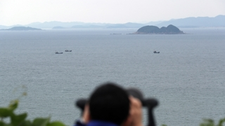 """기대부푼 연평도 주민 """"평화의 바다 거듭나길"""""""