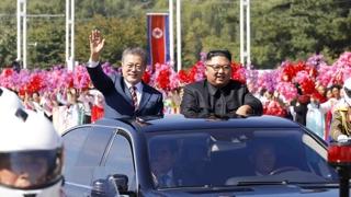 북한 주민들 열렬한 환대…탈북자들도 놀랐다