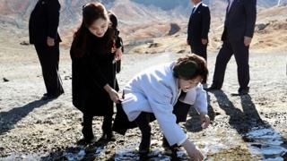 김정숙ㆍ리설주 여사 2박3일 '찰떡궁합'…빛난 내조외교
