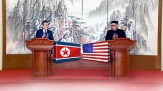 평양선언, 북미대화 다시살려…2차 북미회담 가시권