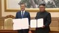 الرئيس مون: كوريا الشمالية مستعدة للنزع النووي وتأمل في قمة ثانية مع الولايات ال..