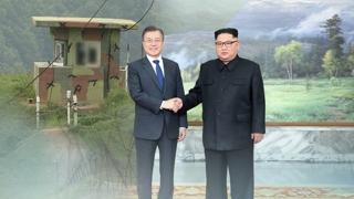 """문 대통령 """"남북관계 크게 진전…군사 합의 결실"""""""