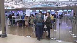 인천공항, 역대 명절 최다 이용객 전망…오늘 11만5,000명 떠나