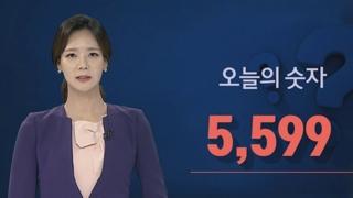 [수수께기] 5,599…숫자로 보는 오늘의 뉴스