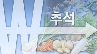 8월 농축산물 가격급등…추석앞두고 안정세 전환