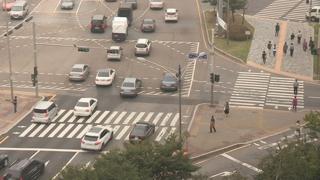 추석연휴 교통사고 1위 장소는…BMW양재전시장 사거리
