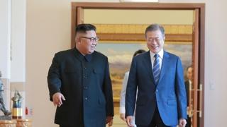 """남북정상회담 영상 비속어 삽입 논란…""""진상 파악중"""""""
