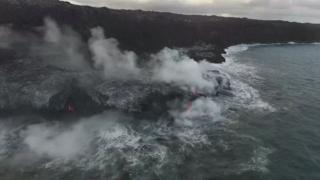 분화 멈춘 하와이 화산국립공원 135일만에 재개장