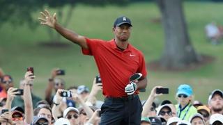 [PGA] 우즈, 투어 챔피언십 우승…개인 통산 80승 달성