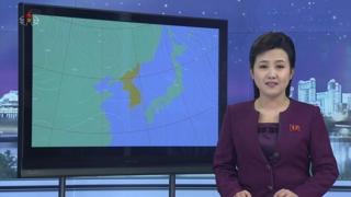 영상]북한 날씨
