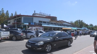 고속도로 3개 만나는 대전부터 차량 증가 시작