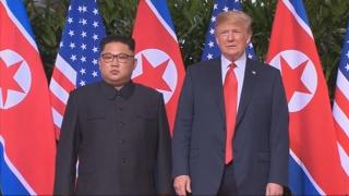 북미회담 기대감…북 '트럼프 임기내 조치' 전한 듯