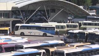 '귀경전쟁' 본격화…서울행 버스 줄줄이 매진