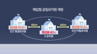 '매입형 공립유치원' 내년 첫선…교육청 직접 운영