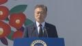 Moon dice que las dos Coreas alcanzarán la desnuclearización completa