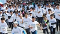 빈곤국 아동 위한 달리기…서울 국제어린이마라톤 성황리 개최