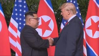 """트럼프 """"북미회담 중간선거 이후""""…""""11월 개최 불투명"""""""